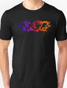 Gradient TMNT Unisex T-Shirt