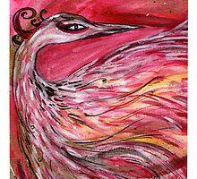The Phoenix by Laura Daligan