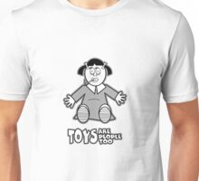 Toys Are People Too - Sally Unisex T-Shirt