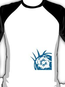 White flower T-Shirt