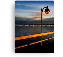 Day Shift Canvas Print