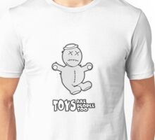 Toys Are People Too - Harry Unisex T-Shirt