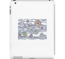 Sea Turtles iPad Case/Skin