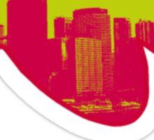 Skatetribe - City Air Sticker