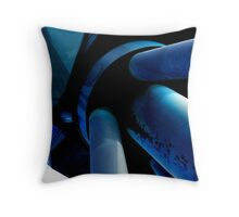 I saw drones... Throw Pillow