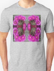 Butterfly of Circled Cactus Unisex T-Shirt