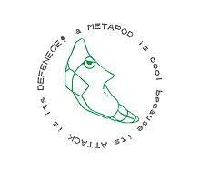 metapod Photographic Print