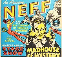 Doctor Neff Madhouse of mystery by okeydokey