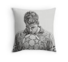 'Concentration' Throw Pillow