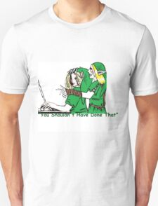 BEN Drowned Roleplaying Who's In Control? T-Shirt