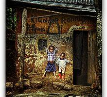Uganda: Porch Boys by Ted Byrne