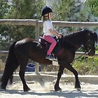 Hannah on Cossie, Eagles Nest, Villamartin, Costa Blanca by Squealia