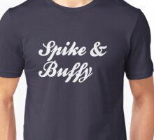 Spike & Buffy Unisex T-Shirt
