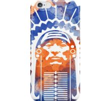 Chief two iPhone Case/Skin