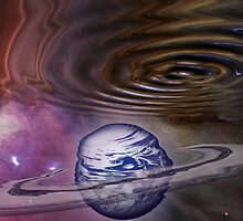 Worm hole in the Spacetime Continuum by Arthur Carley