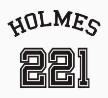 Holmes Jersey Number 221 by vestigator