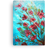 Cherry Blossom Charmers  Canvas Print
