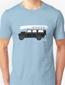 ROAM Overlander with Canoe T-Shirt