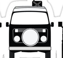 ROAM 3 Westy Campervans Sticker