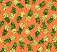 pineapples by allie mae