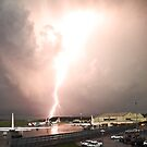 Lightning Strike in Elizabeth City, NC by Brian Puhl IPA