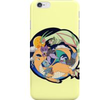 Dragon Type babies iPhone Case/Skin