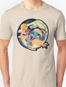 Dragon Type babies T-Shirt