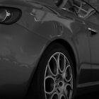 Alfa Romeo by Finlay Cowe