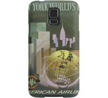 New York World's Fair 1964 Samsung Galaxy Case/Skin
