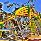 Yellow Chopper by jnisbet