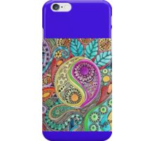 hippie iPhone Case/Skin