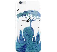 Treeman iPhone Case/Skin