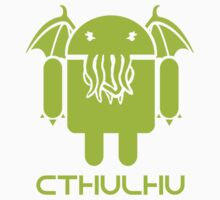 Cthulhu Android One Piece - Short Sleeve