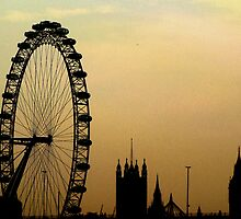 Welcome to London! by Gaurav Dhup