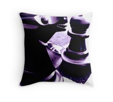 whats your next move ... Throw Pillow