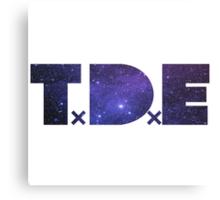 TDE Nebulae 5 Canvas Print