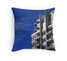 Skyscraper 2 Throw Pillow