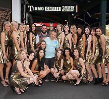 Tiamo Resturant & Miss Italia-Australia Finalist 2008 by Rosina lamberti