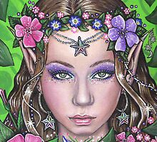 Enchantress of the Magic Garden by Renata Cavanaugh