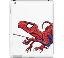 The Amazing Spideraptor! iPad Case/Skin