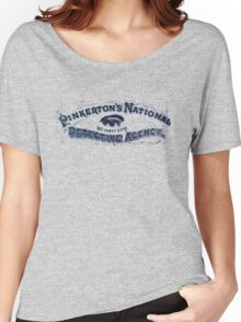 Chicago Series: Pinkerton Detective Agency Women's Relaxed Fit T-Shirt