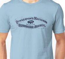 Chicago Series: Pinkerton Detective Agency Unisex T-Shirt
