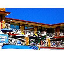 motel 3 Photographic Print