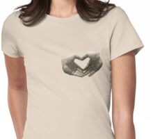 With love... (T-Shirt) Womens Fitted T-Shirt