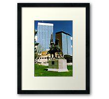 Poncho Villa! Framed Print