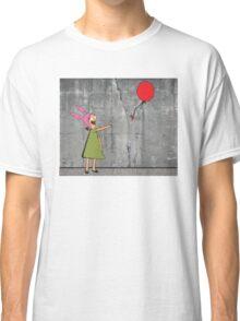 Banksy's Burgers Classic T-Shirt
