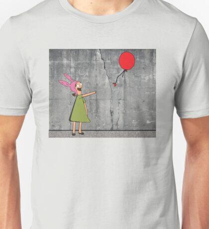Banksy's Burgers Unisex T-Shirt