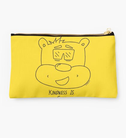 Kindness Is Cool  Studio Pouch