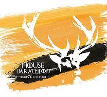 GOT - Baratheon by BodmerR