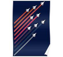 Rainbow Jets Poster